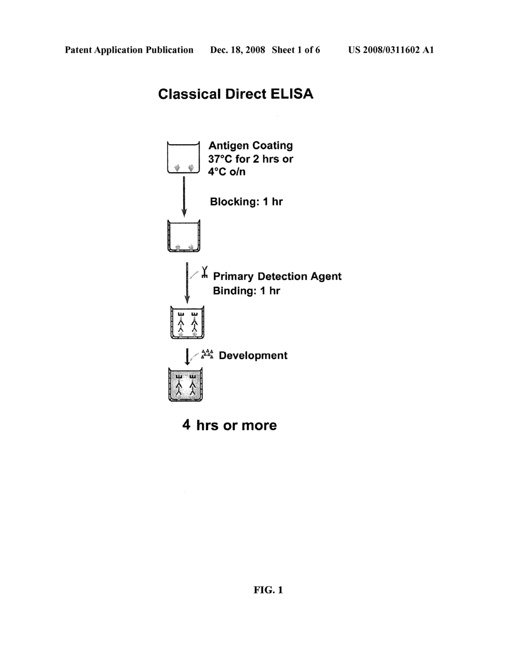 RAPID ELISA PROCESSES AND RELATED COMPOSITIONS - diagram, schematic, and image 02