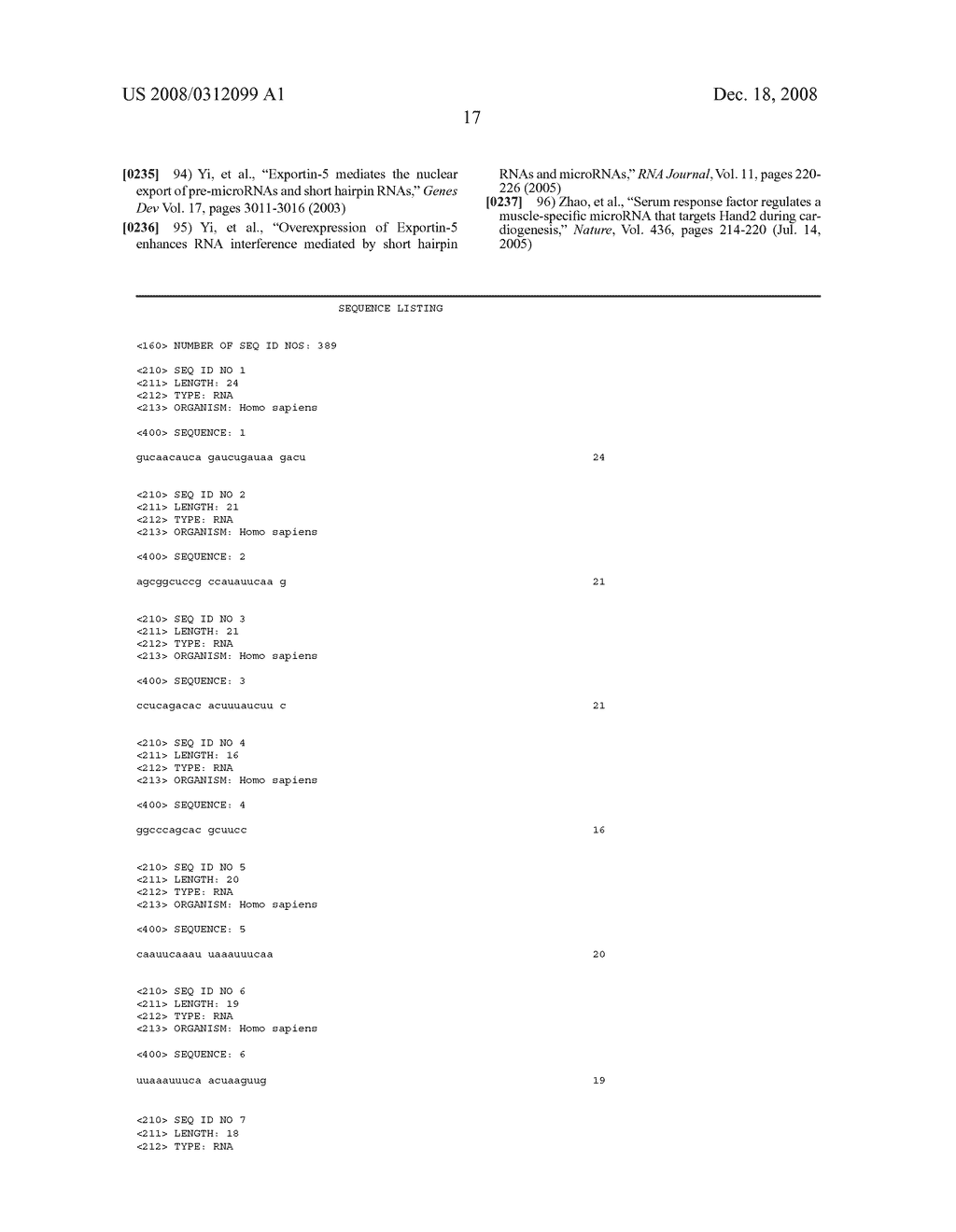 Microarray, System, and Method for Detecting, Identifying, and Quantitating Micro-Rnas - diagram, schematic, and image 38