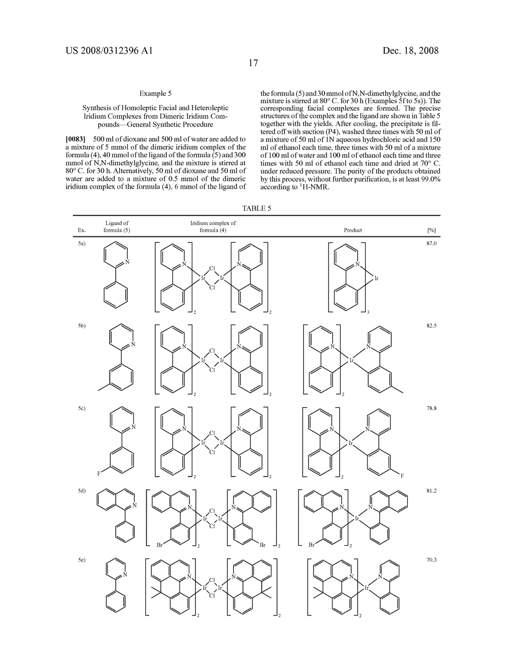 Process for Preparing Ortho-Metallated Metal Compounds - diagram, schematic, and image 18