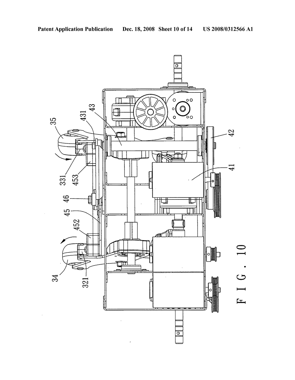 Tapping Mechanism For Use In A Massage Device Of Machine R32 Ac Wiring Diagram Schematic And Image 11