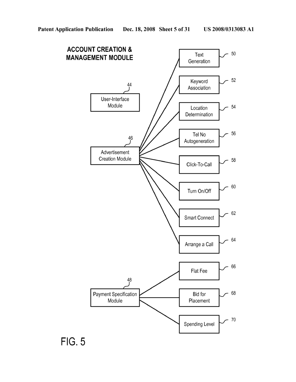 Systems and Methods To Manage Presentations of Advertisements - diagram, schematic, and image 06