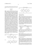 Quinacridone Derivatives for Pigment Dispersions diagram and image