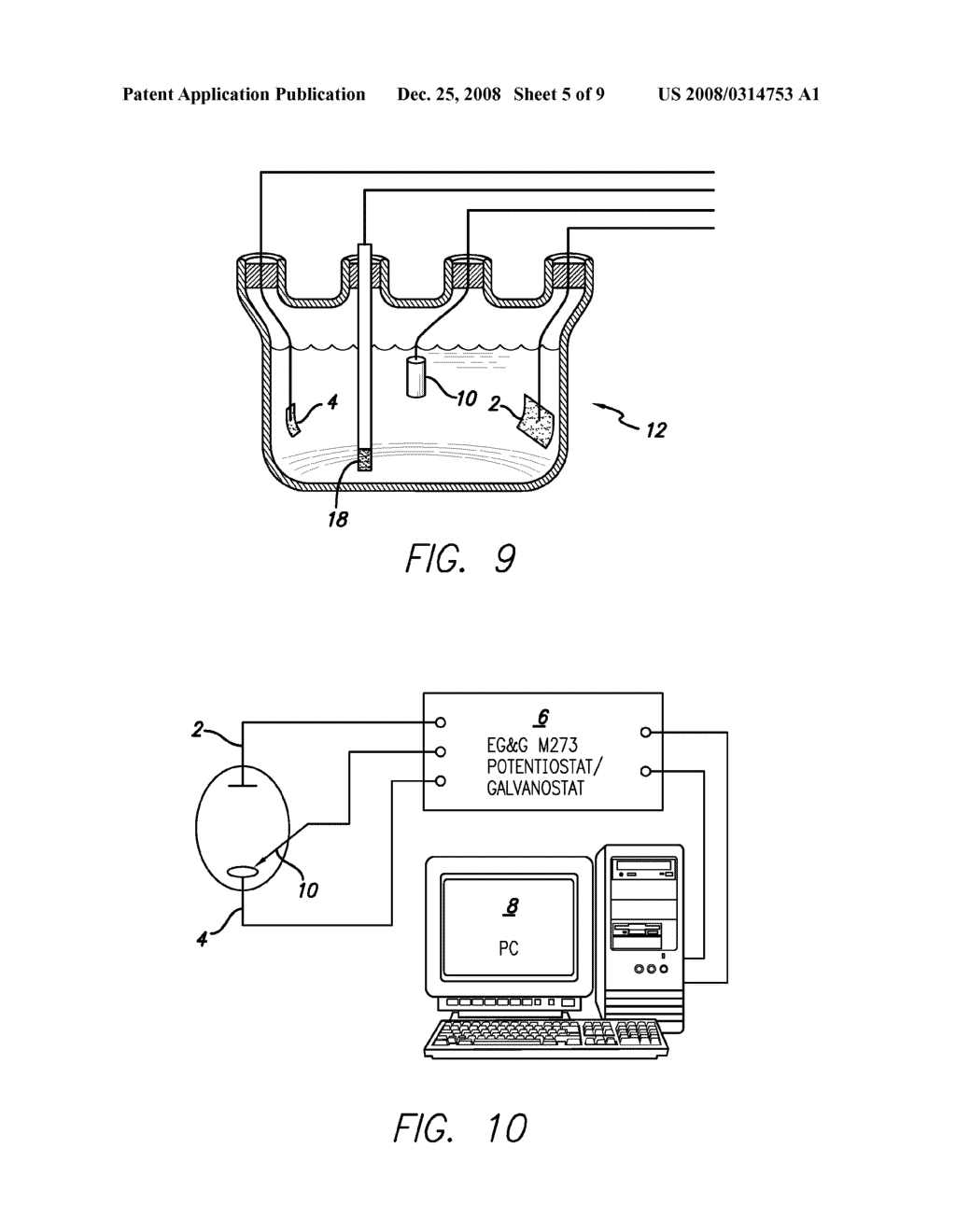 Electrode Surface Coating and Method for Manufacturing the Same - diagram, schematic, and image 06