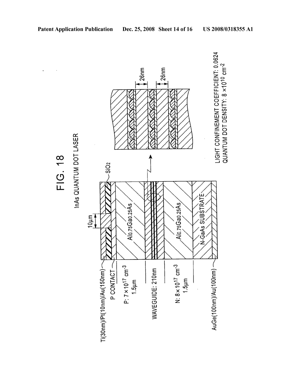 SEMICONDUCTOR LIGHT-EMITTING ELEMENT AND METHOD OF PRODUCING THE SAME - diagram, schematic, and image 15