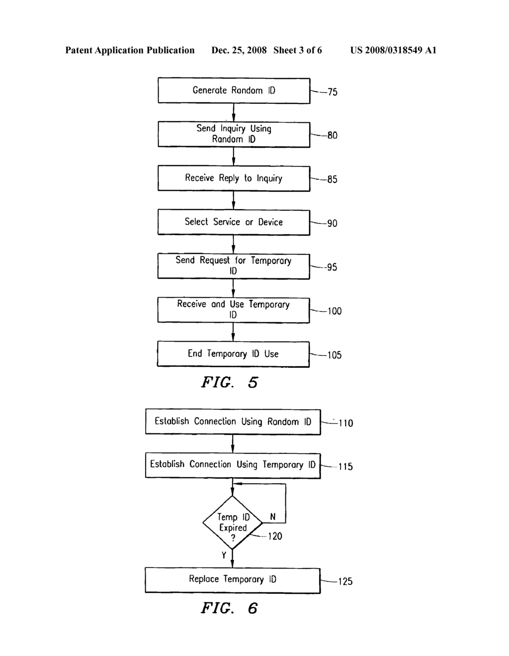 SYSTEM AND METHOD ENABLING A WIRELESS DEVICE TO COMMUNICATE WITH A SECOND PARTY WITHOUT REVEALING THE IDENTITY OF THE WIRELESS DEVICE TO A THIRD PARTY - diagram, schematic, and image 04