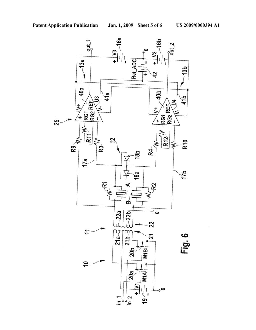 Ultrasonic Sensor With Reciprocal Transmitting And Receiving Circuit Diagram Schematic Image 06