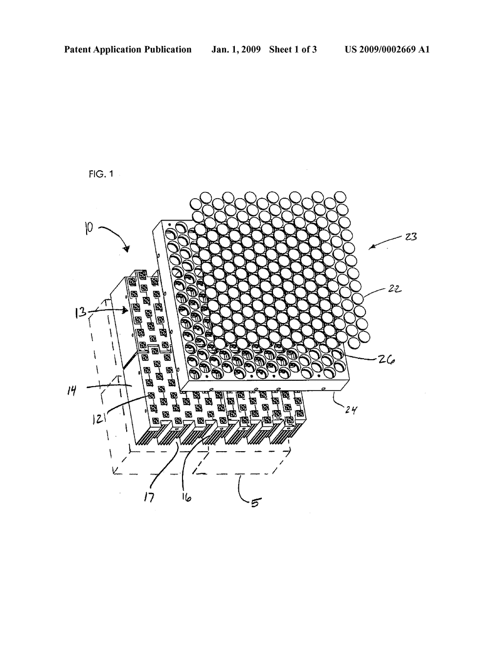 ULTRAVIOLET LIGHT-EMITTING DIODE EXPOSURE APPARATUS FOR MICROFABRICATION - diagram, schematic, and image 02