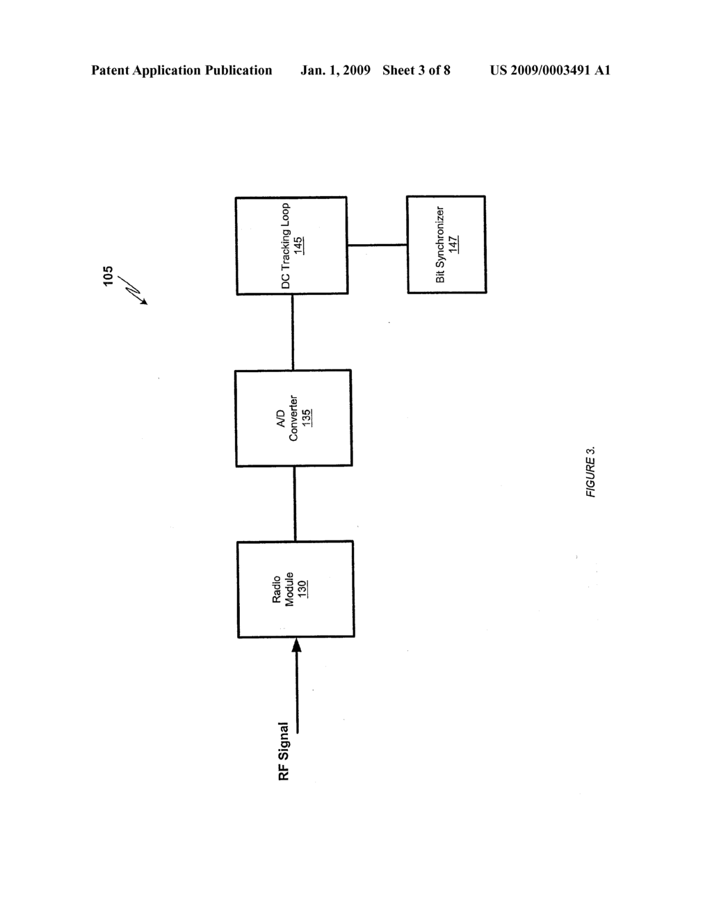 SYSTEM AND METHOD FOR DC OFFSET COMPENSATION AND BIT SYNCHRONIZATION - diagram, schematic, and image 04