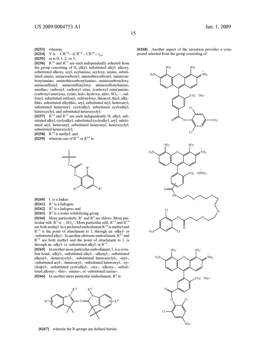 LABELING REAGENTS AND METHODS OF THEIR USE - diagram, schematic, and image 24