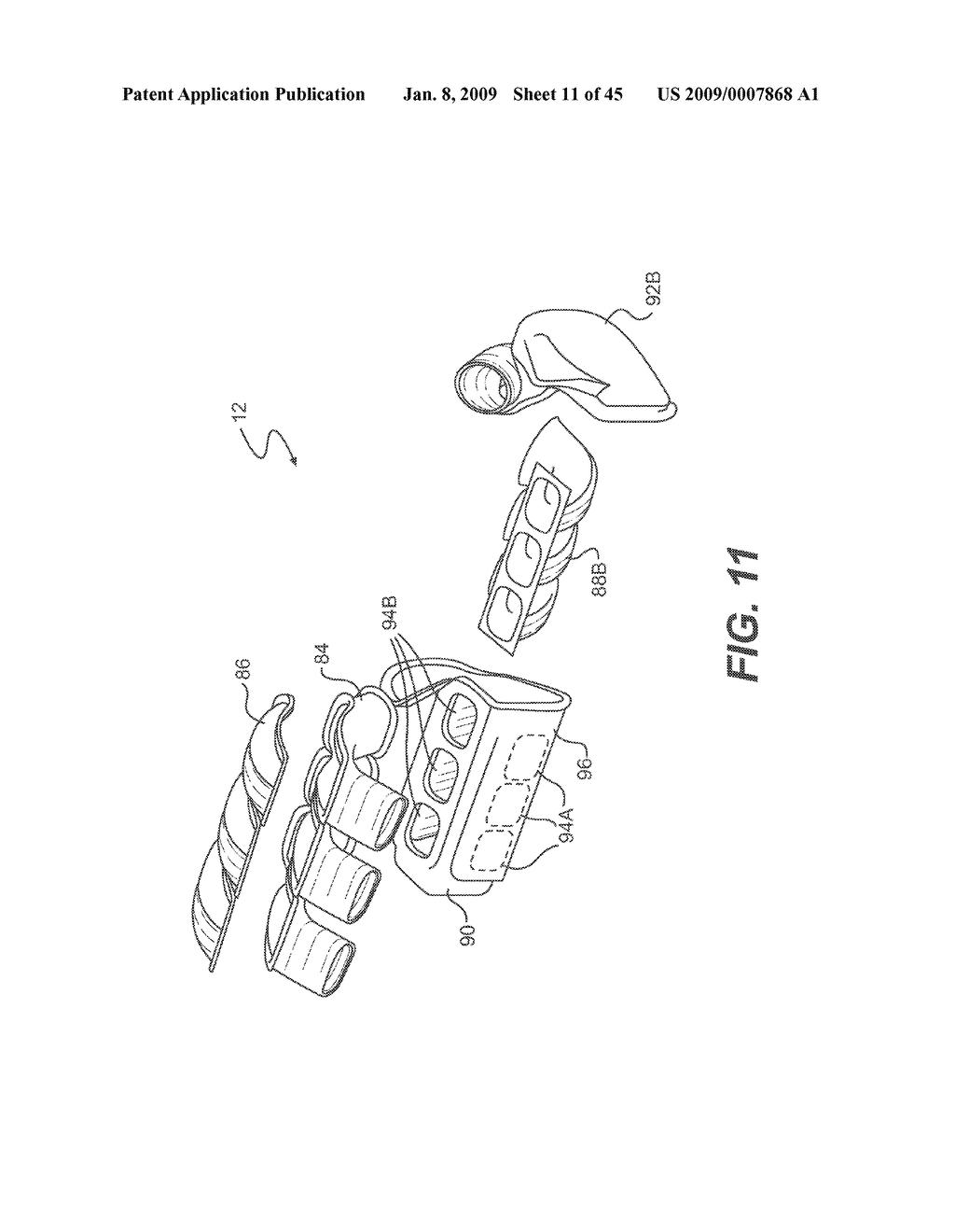 INTERNAL COMBUSTION ENGINE CAM FOLLOWER ARRANGEMENT - diagram, schematic,  and image 12