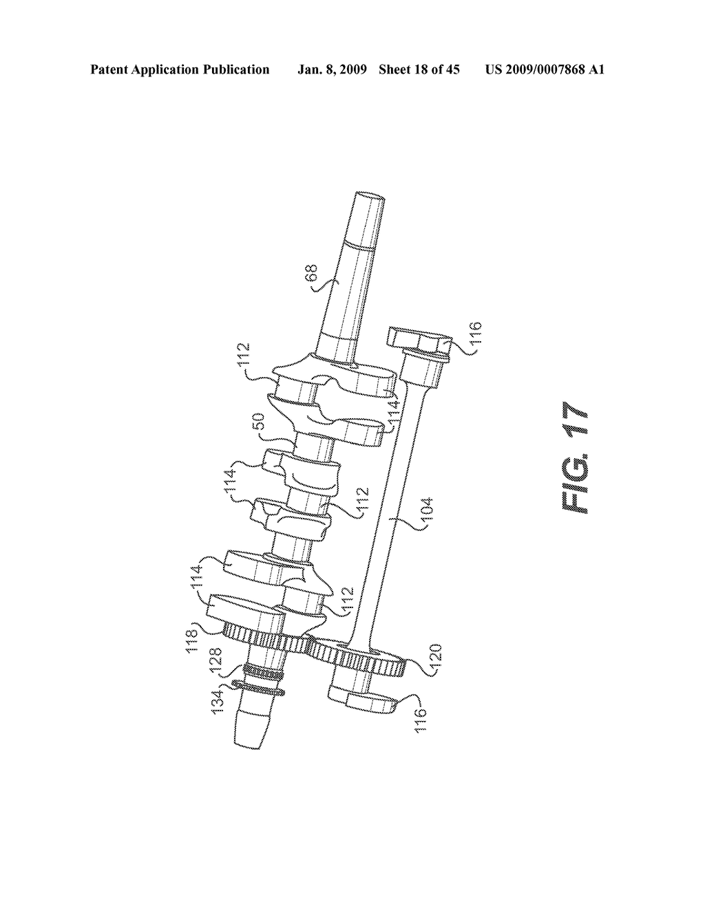 INTERNAL COMBUSTION ENGINE CAM FOLLOWER ARRANGEMENT - diagram, schematic,  and image 19
