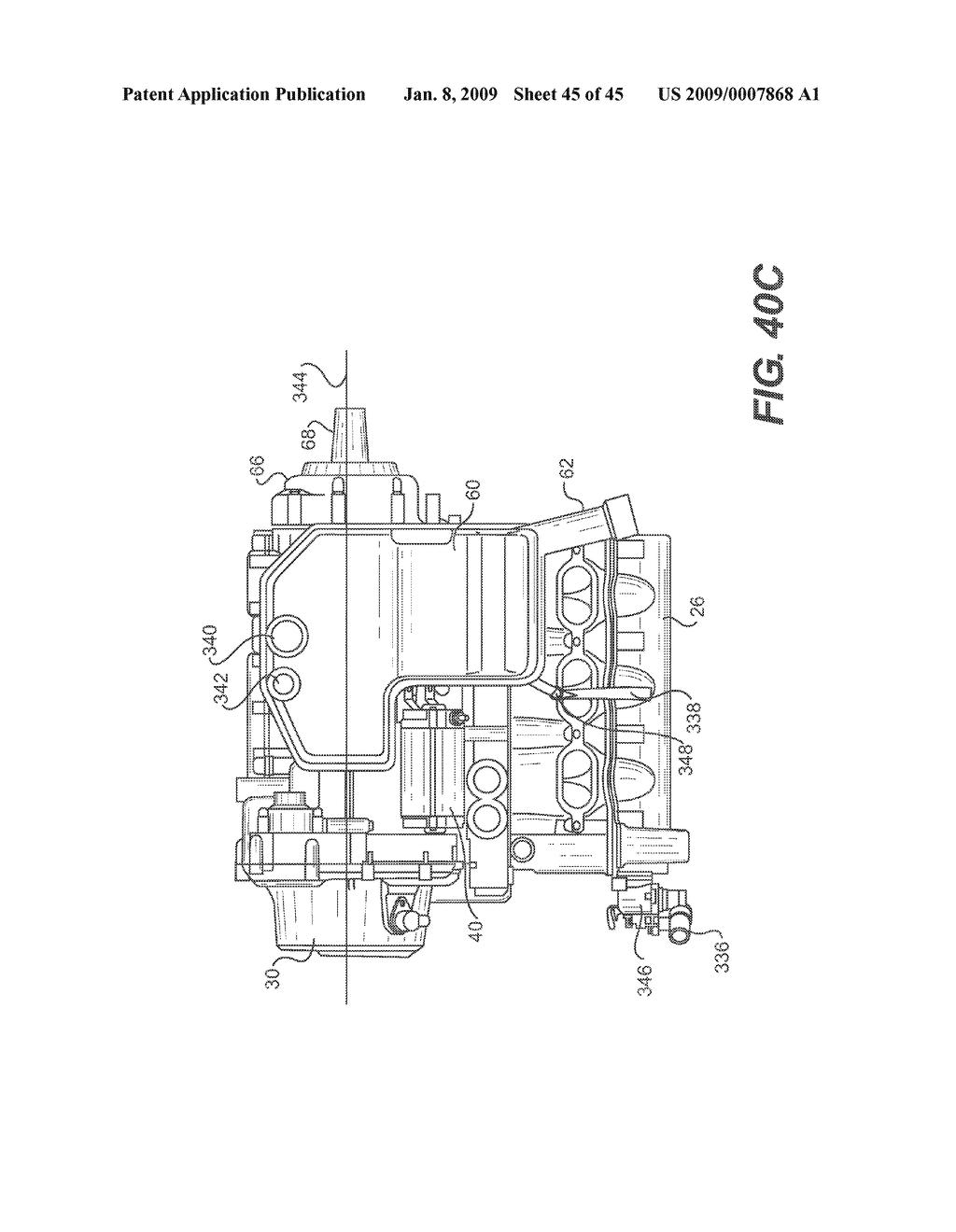 INTERNAL COMBUSTION ENGINE CAM FOLLOWER ARRANGEMENT - diagram, schematic,  and image 46