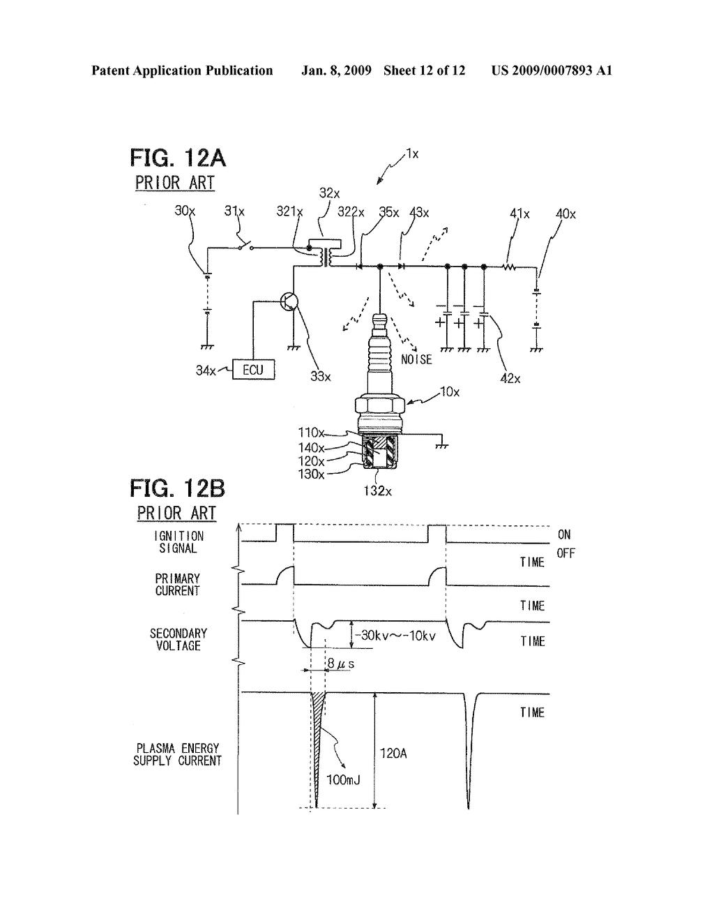 Plasma Ignition Wiring Diagram