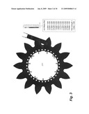 ROLLER CHAIN AND SPROCKET SYSTEM diagram and image