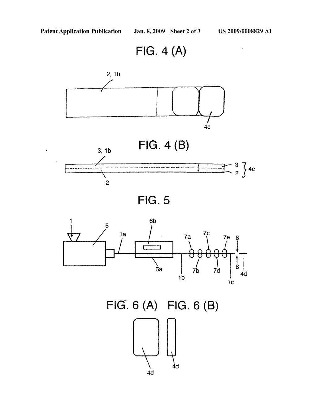 Applicator for cosmetics - diagram, schematic, and image 03