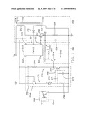 Power supply circuit with feedback circuit diagram and image