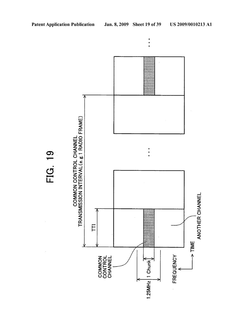 Mobile Station Device, Base Station Device, Mobile Station Device Operating Frequency Band Mapping Method, Location Management Device, Mobile Station Device Location Registration Method, Paging Method, and Program for Executing the Same and Recording Medium - diagram, schematic, and image 20