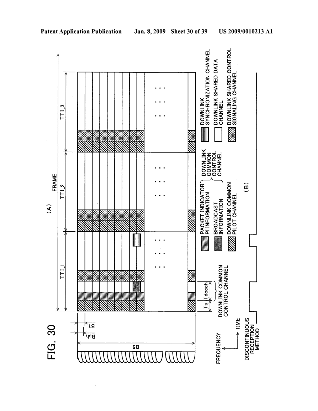 Mobile Station Device, Base Station Device, Mobile Station Device Operating Frequency Band Mapping Method, Location Management Device, Mobile Station Device Location Registration Method, Paging Method, and Program for Executing the Same and Recording Medium - diagram, schematic, and image 31