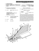 BLOCK WALL AND METHOD OF CONSTRUCTING A BLOCK WALL diagram and image