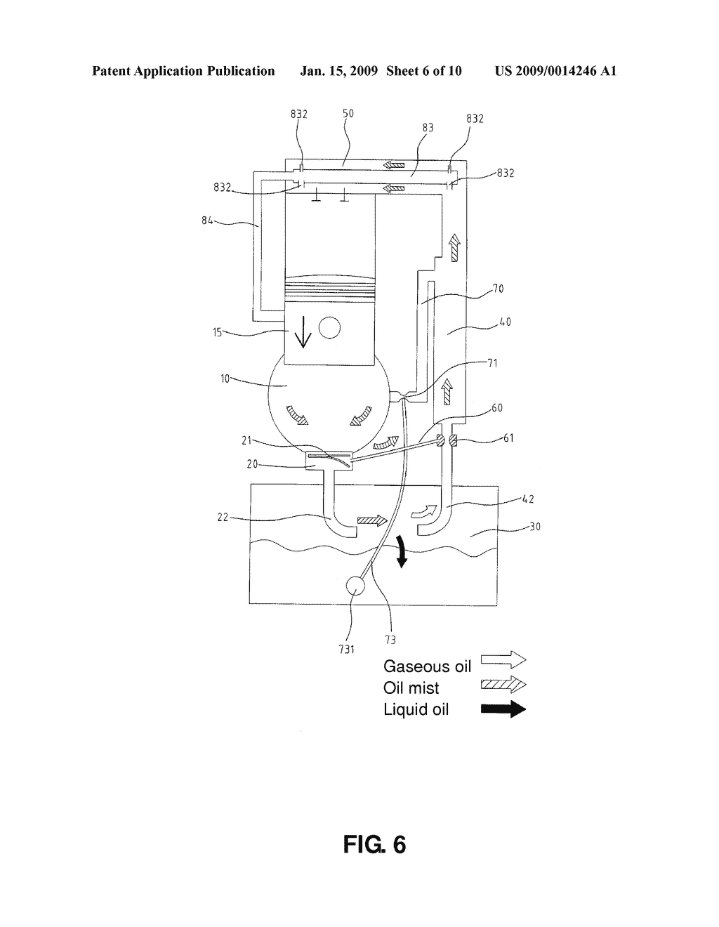 2009 Mustang Engine Diagram Wiring Library Oil System Lubrication For Four Stroke Schematic And Image 07