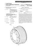 BRAKE DRUM WITH VENT HOLE AND COOLING SCOOP diagram and image