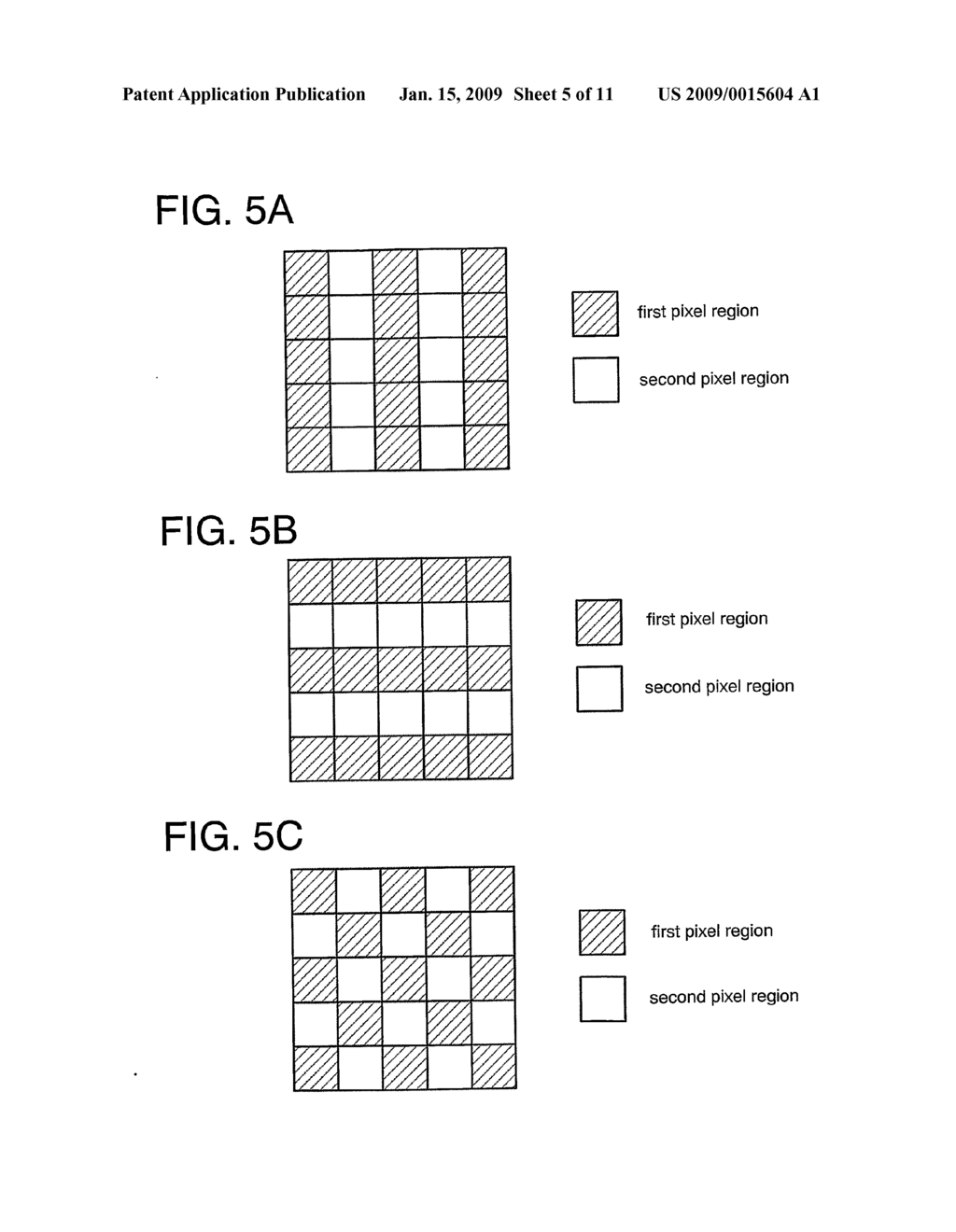 DISPLAY DEVICE AND ELECTRONIC DEVICE USING THE SAME - diagram, schematic, and image 06