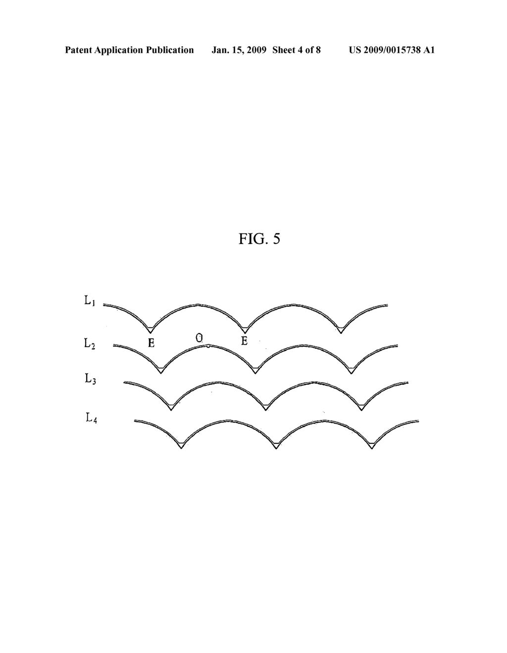 Electrically-driven liquid crystal lens and stereoscopic display device using the same - diagram, schematic, and image 05