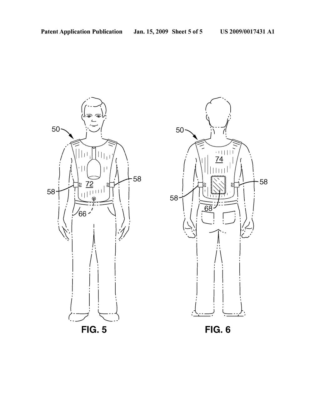 HEIMLICH OR ABDOMINAL THRUST MANEUVER TEACHING AID FOR CHOKING RELIEF OR RESCUE - diagram, schematic, and image 06