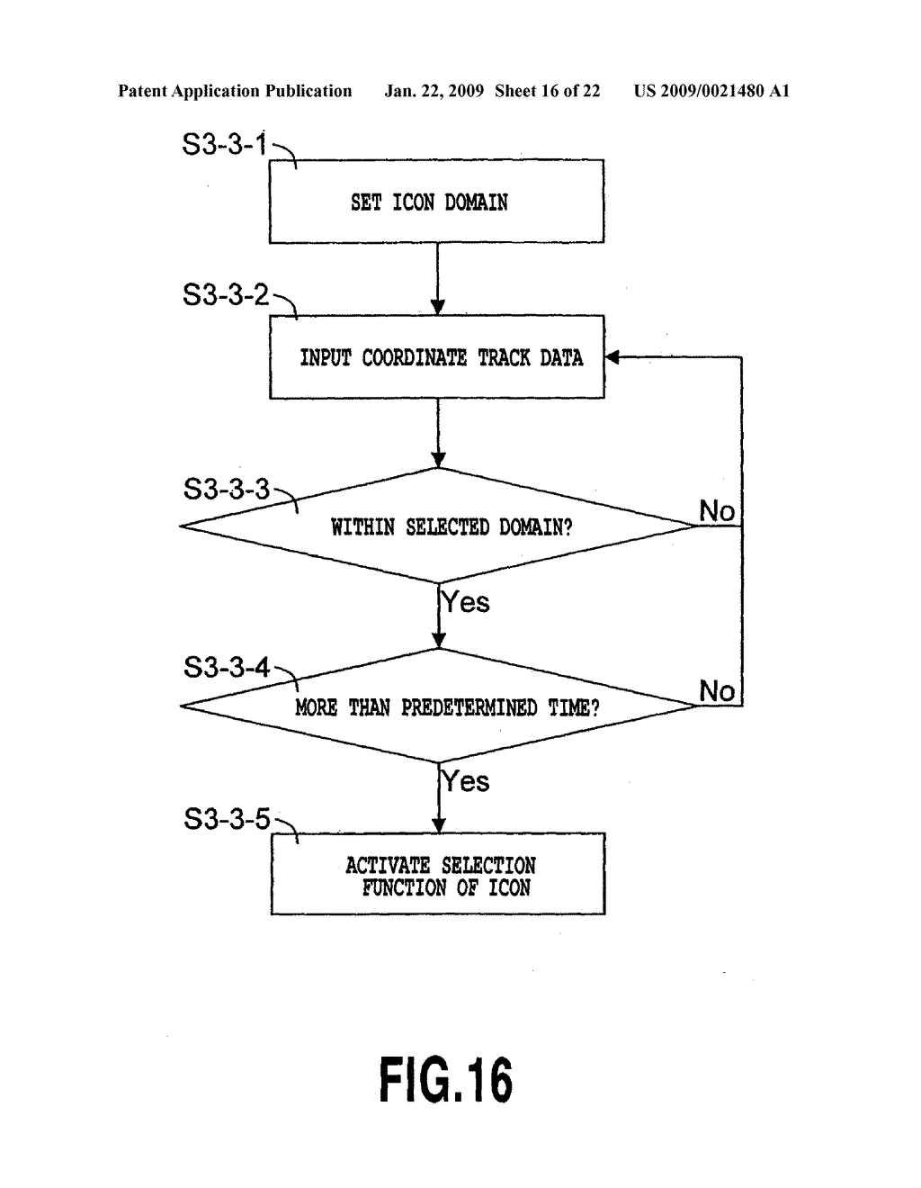 POINTER LIGHT TRACKING METHOD, PROGRAM, AND RECORDING MEDIUM THEREOF - diagram, schematic, and image 17