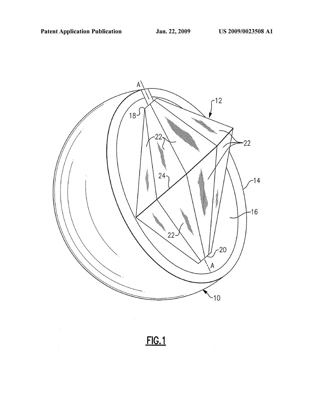 Bowling Ball With Weight Block - diagram, schematic, and image 02