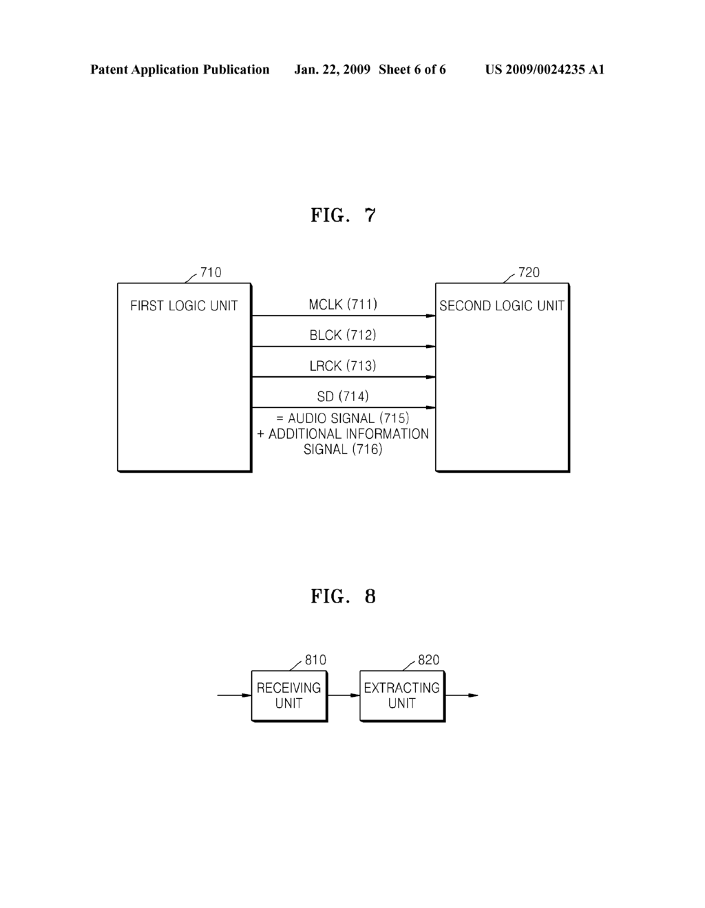 METHOD AND APPARATUS FOR TRANSMITTING AND PROCESSING AUDIO IN INTER