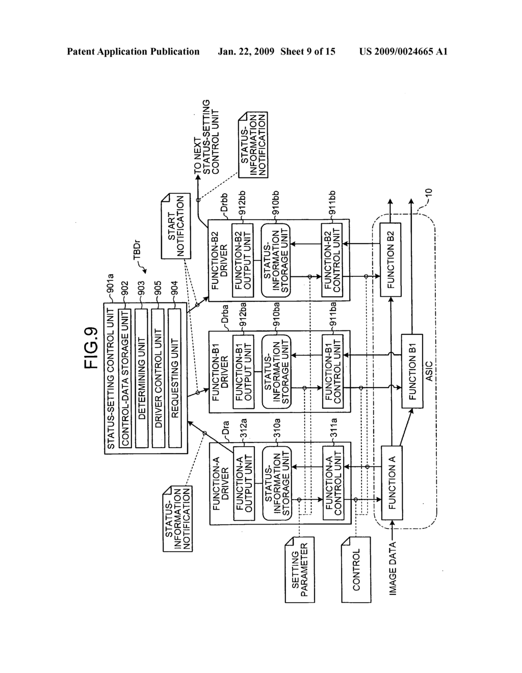 Method and apparatus for processing data - diagram, schematic, and image 10