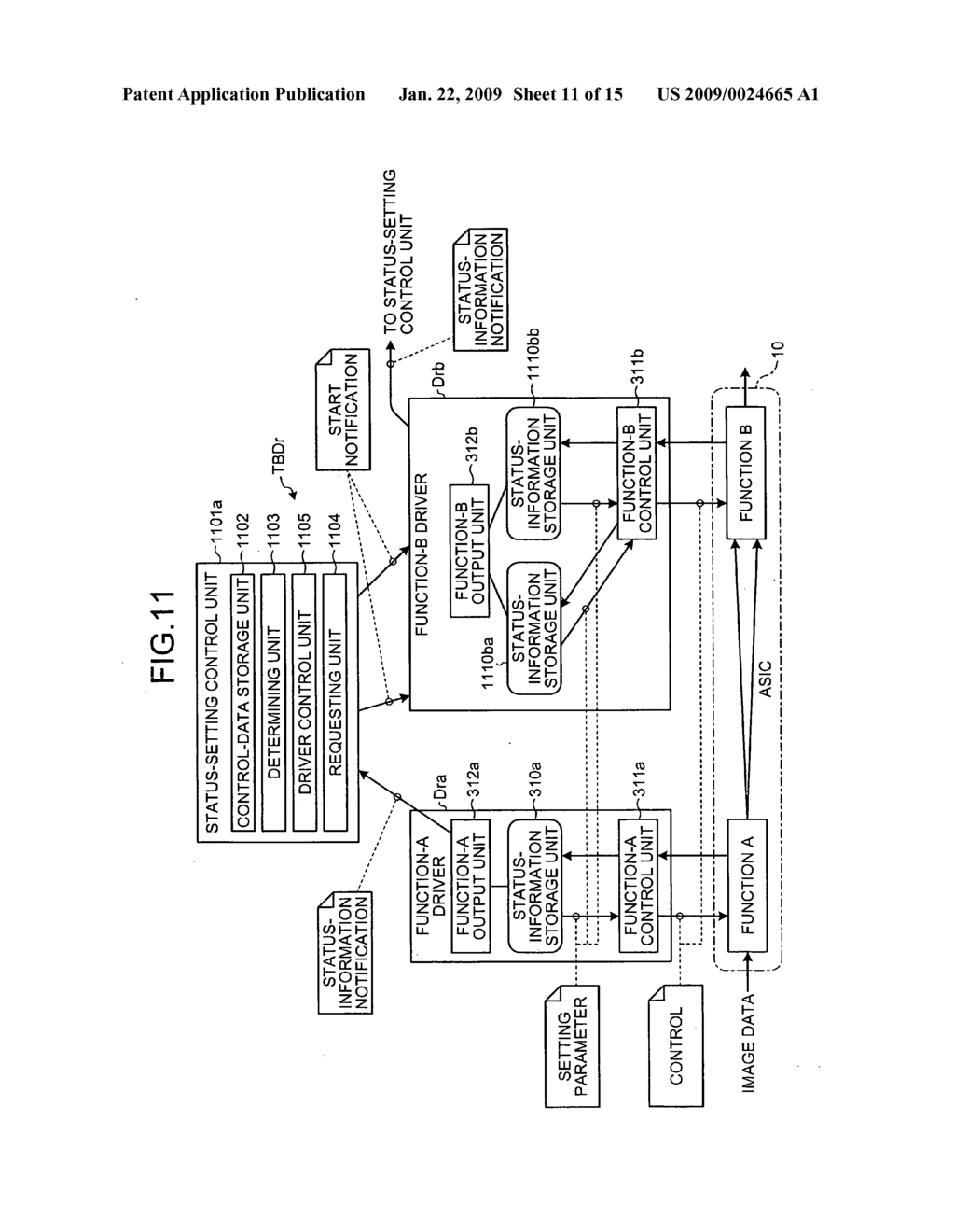Method and apparatus for processing data - diagram, schematic, and image 12