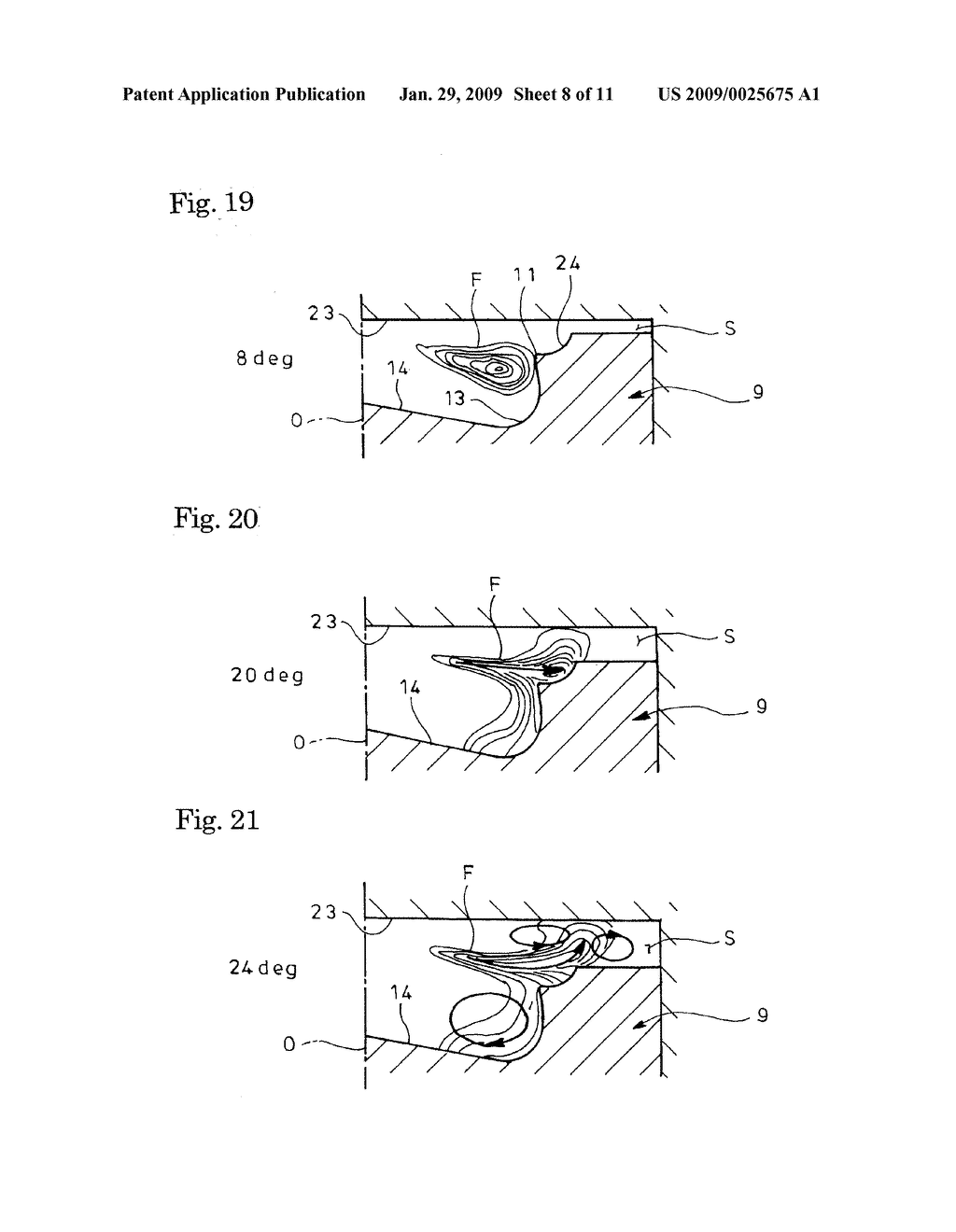 Combustion Chamber Structure For Direct Injection Diesel Engine Diagram Schematic And Image 09