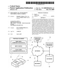 RFID Parking Tag and Method of Monitoring Vehicle Parking diagram and image