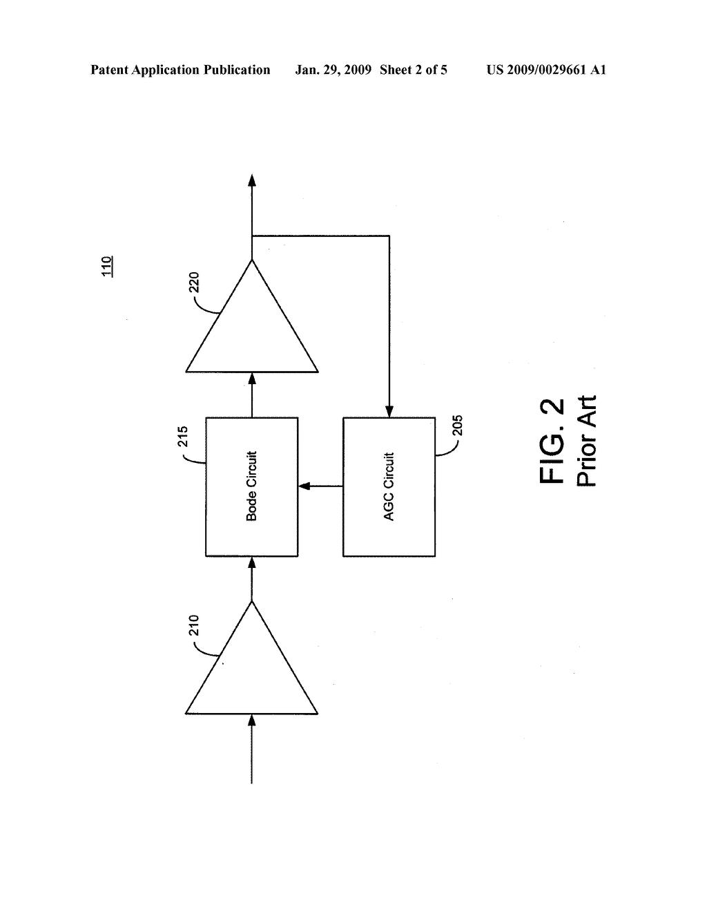 Amplifier with a Quadrature Amplitude Modulation (QAM