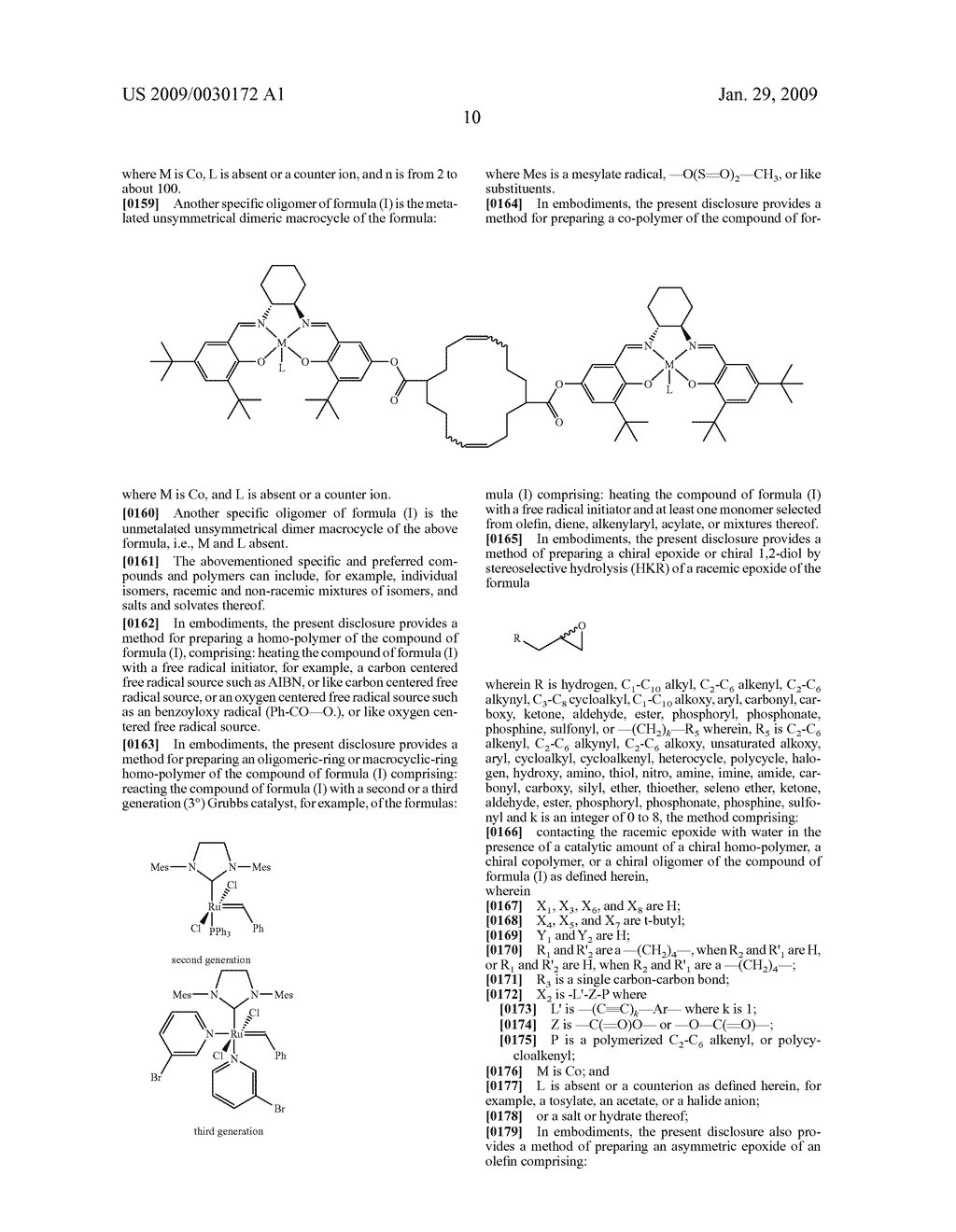 POLYMERIC SALEN COMPOUNDS AND METHODS THEREOF - diagram, schematic, and image 11