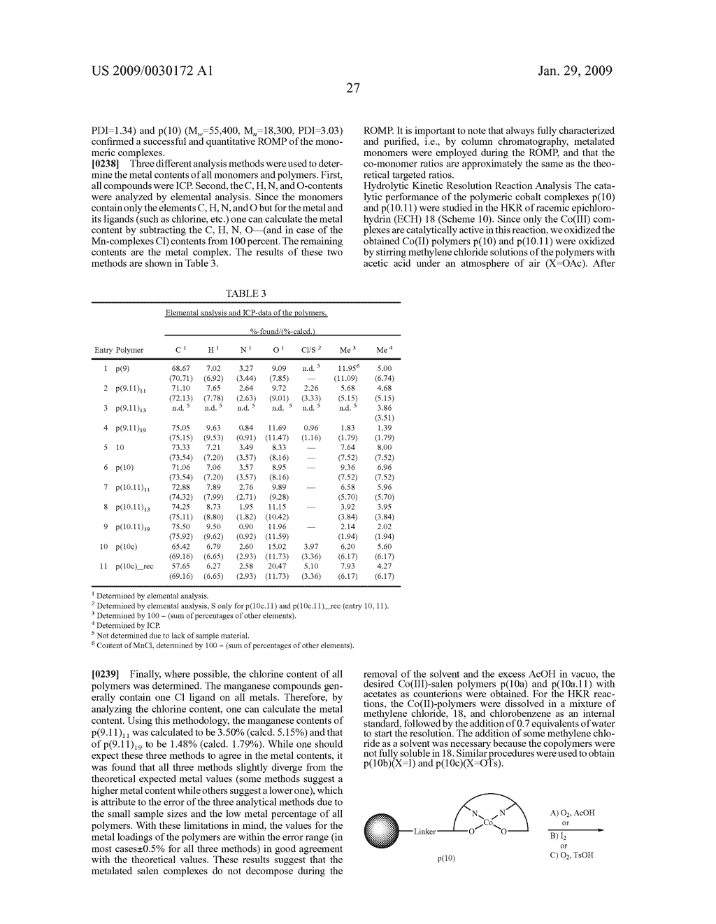 POLYMERIC SALEN COMPOUNDS AND METHODS THEREOF - diagram, schematic, and image 28
