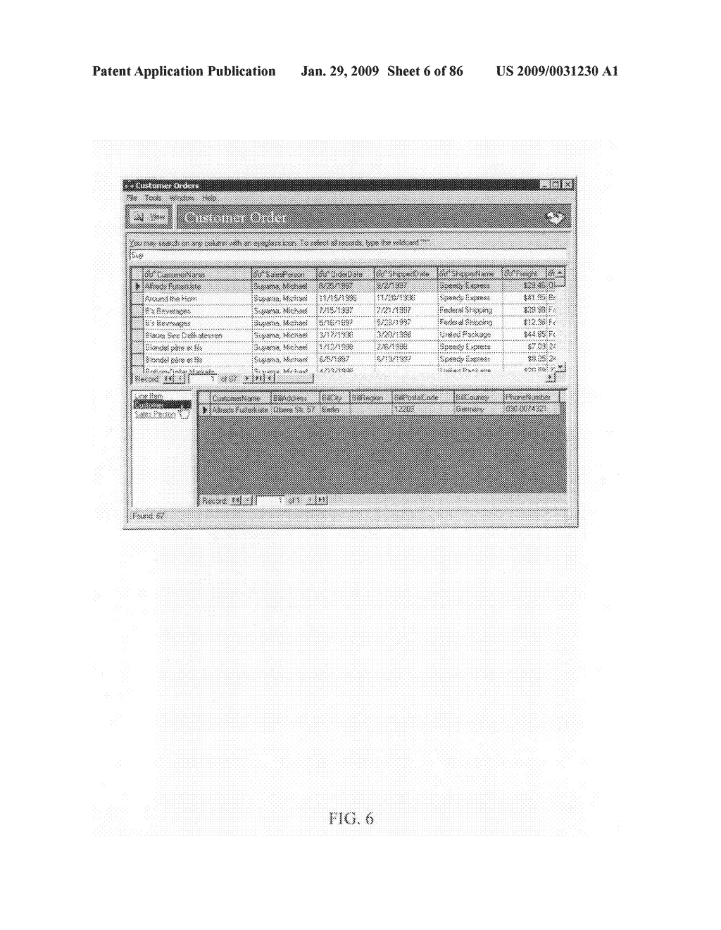 Automated Generation of Dynamic Data Entry User Interface for Relational Database Management Systems - diagram, schematic, and image 07