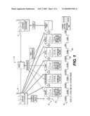 Value stream simulation and display board diagram and image