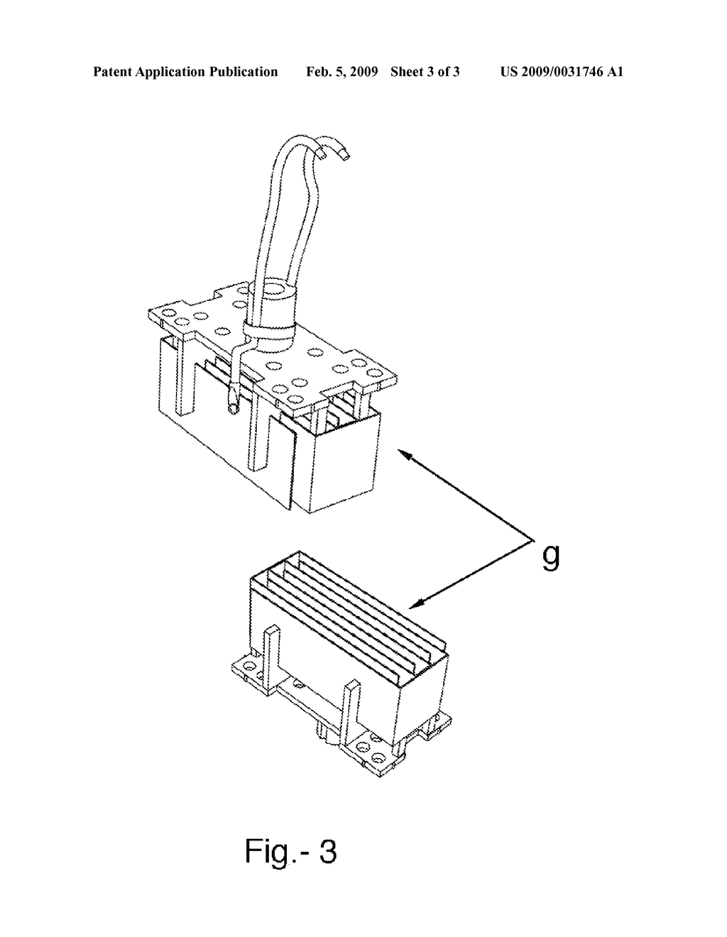 DEVICE FOR ELIMINATING THE WATER PRODUCED BY AIR CONDITIONING SYSTEMS - diagram, schematic, and image 04