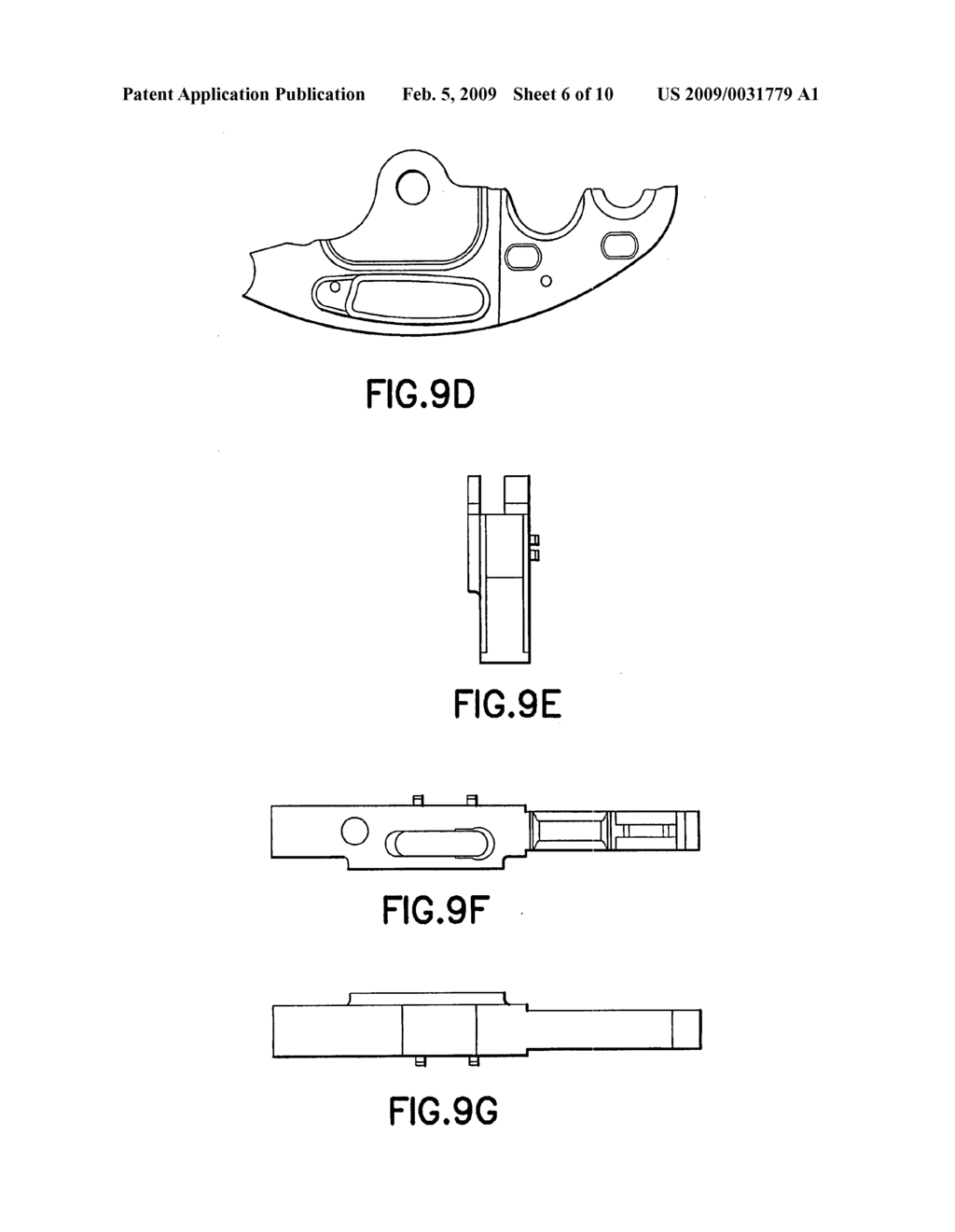 Jaw assembly - diagram, schematic, and image 07