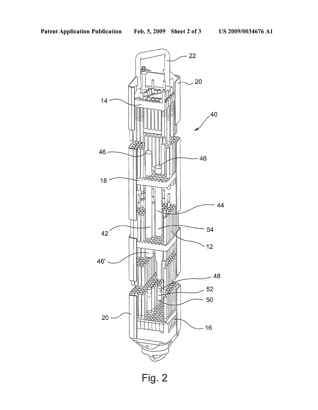 Water Rod For Boiling Nuclear Reactor Fuel Assembly And Method Power Plant Flow Diagram Improving Through The Schematic Image 03