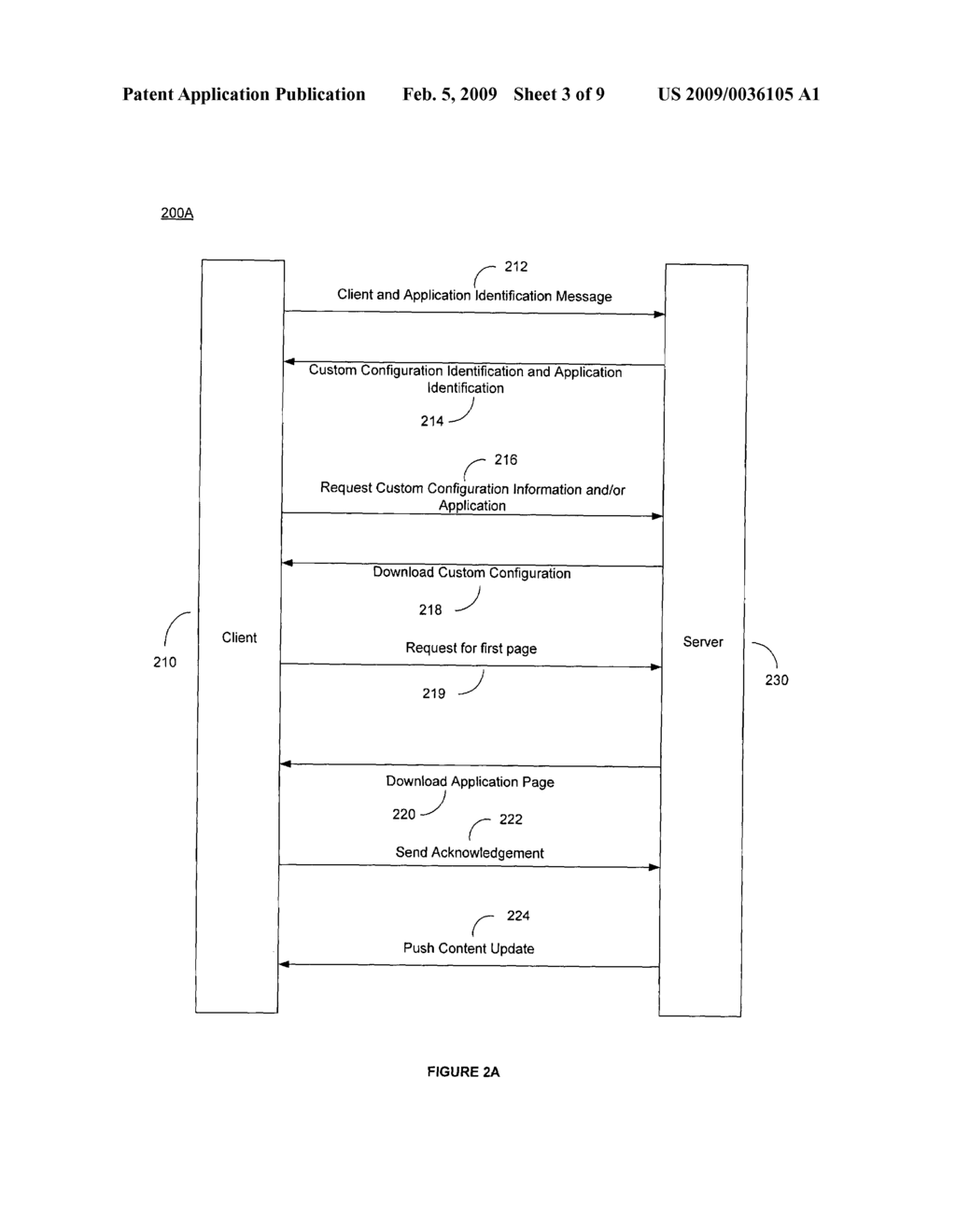 Method and system for rendering content on a wireless device - diagram, schematic, and image 04