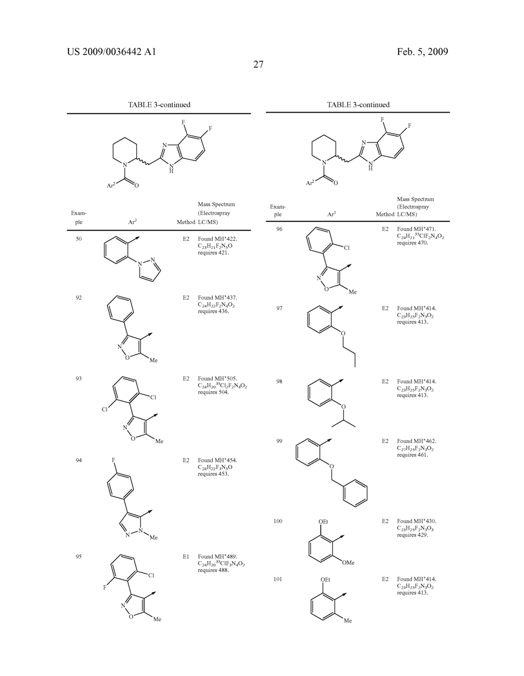 N-AROYL CYCLIC AMINE DERIVATIVES AS OREXIN RECEPTOR ANTAGONISTS - diagram, schematic, and image 28