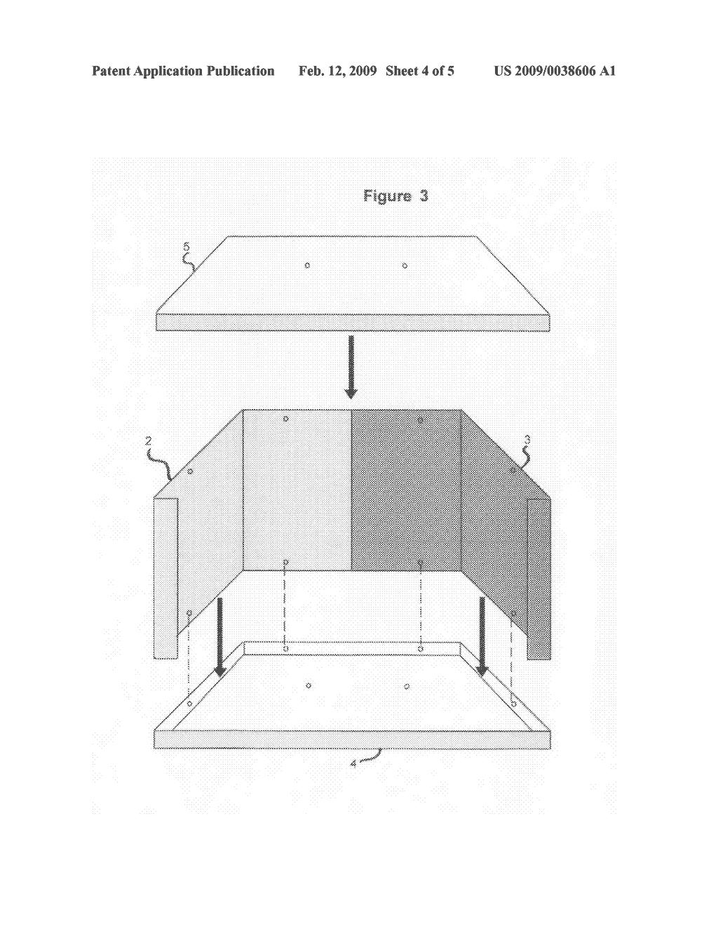 knockdown ventless shallow sheetmetal fireplace firebox diagram rh patentsencyclopedia com firebox diagram Chimney Diagram