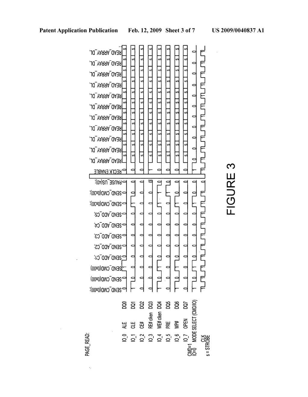 System and method for reducing pin-count of memory devices, and memory device testers for same - diagram, schematic, and image 04
