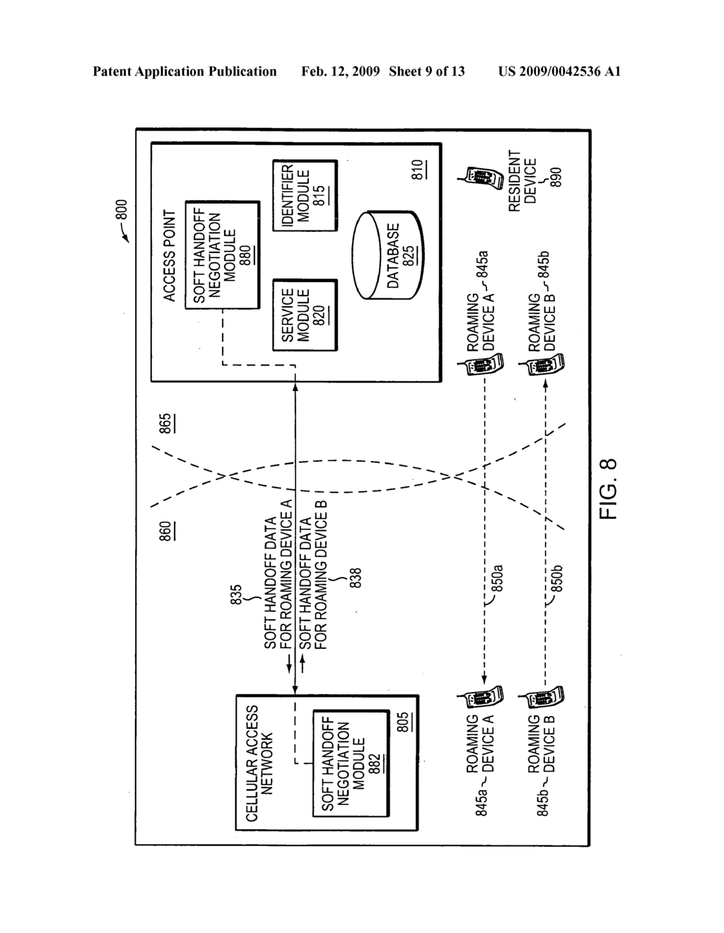 Method and apparatus to manage femtocell traffic - diagram, schematic, and image 10