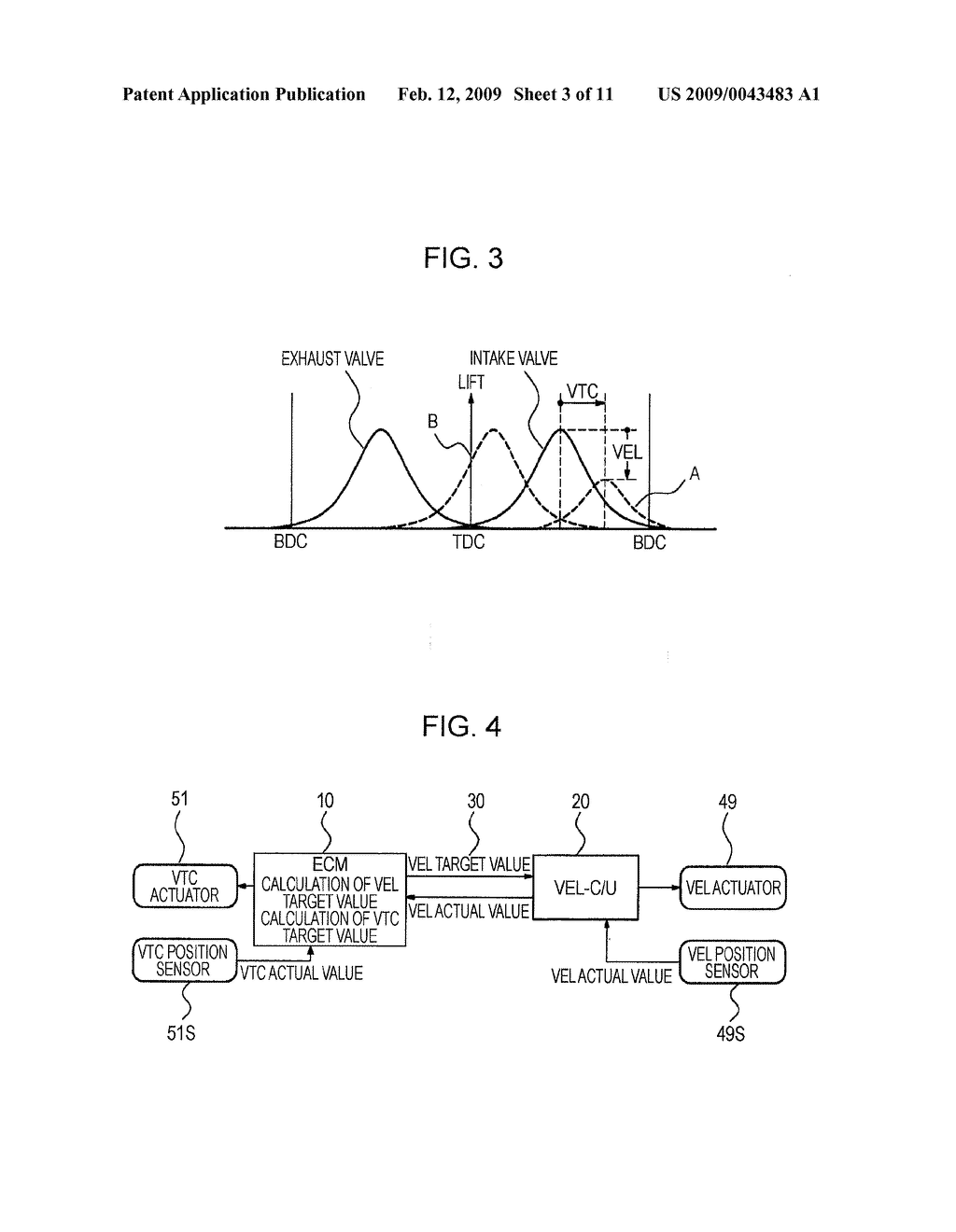 VARIABLE VALVE CONTROLLER FOR AN INTERNAL COMBUSTION ENGINE AND METHOD FOR OPERATING THE SAME - diagram, schematic, and image 04