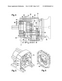 Spur Gear Transmission diagram and image